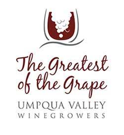 umpqua valley winegrowers greatest of the grape